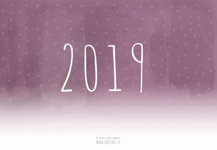 koledar 2019 Drejka