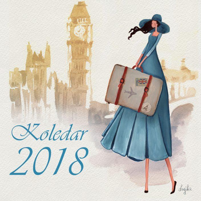 koledar 2018